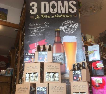 vente de bières Picardes à Montdidier