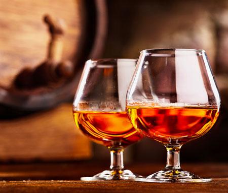 vente de cognacs à Montdidier