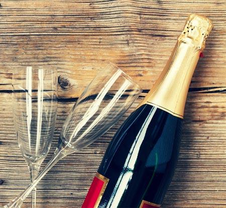 vente de champagne à Montdidier