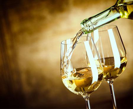 vente de vin blanc à Montdidier