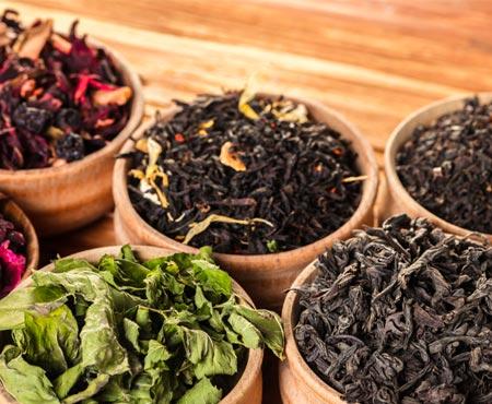 vente de thé à Montdidier